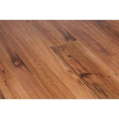 Country Acacia 15 mm Thick x 5 in. Wide x 48 in. Length Click-Locking Laminate Flooring Planks (16.48 sq. ft. /case)