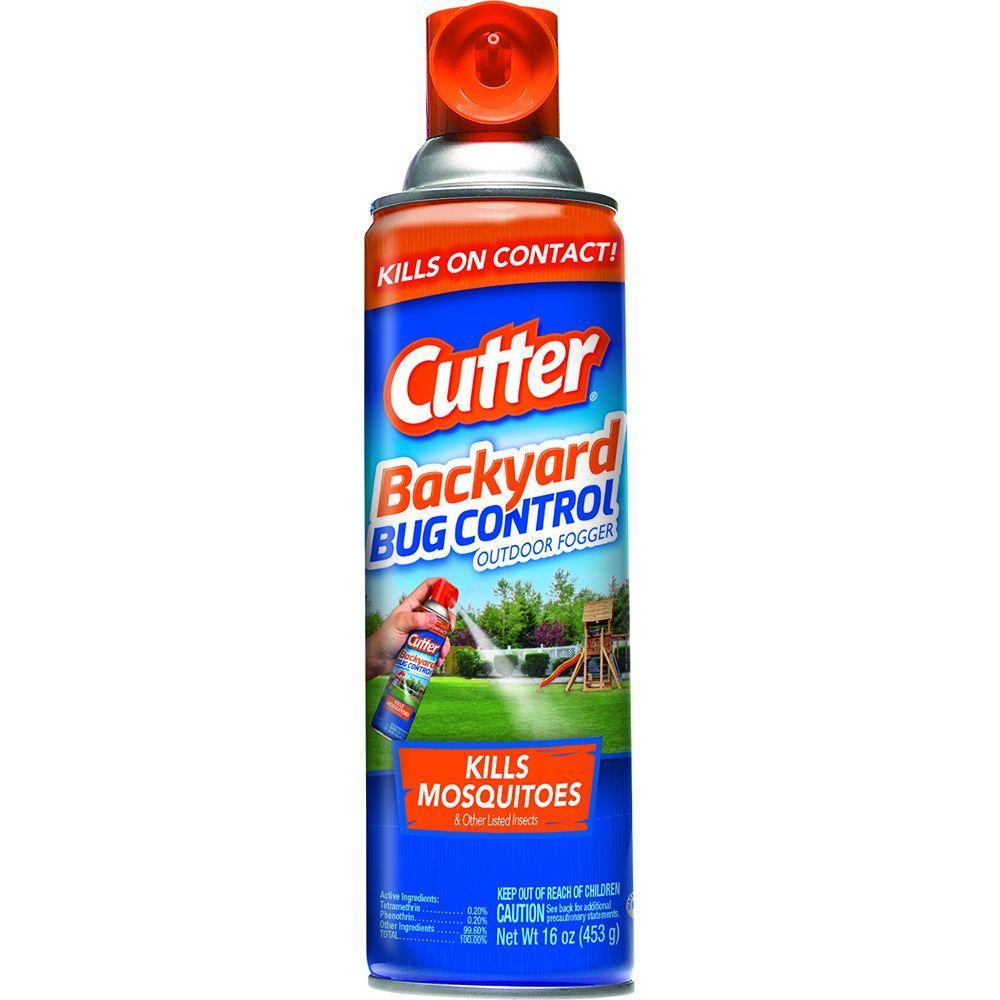 16 oz. Backyard Bug Control Outdoor Fogger