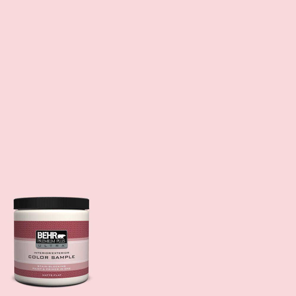 8 oz. #130C-1 Powdered Blush Interior/Exterior Paint Sample