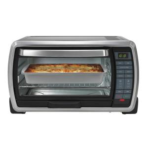 Oster Black Toaster Oven by Oster