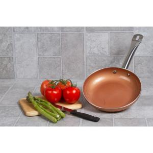 8 inch Copper Frying Pan by