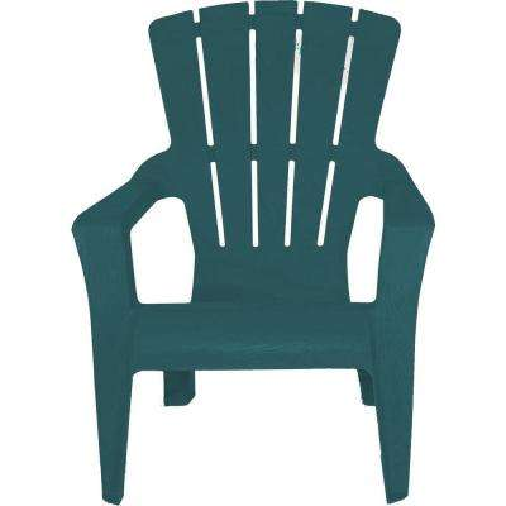 Charleston Resin Plastic Adirondack Chair