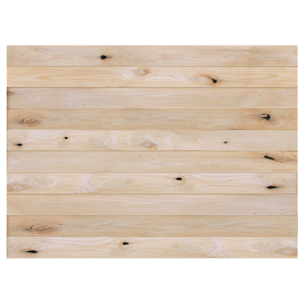 Pacific Entries 1 In X 6 84 Unfinished Knotty Alder Tongue And Groove Barn Wood Board 10 Pack