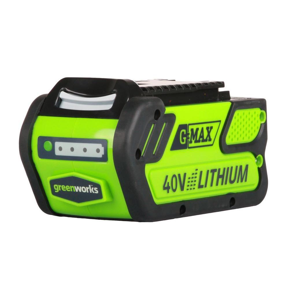 G-MAX 4.0Ah 40-Volt Battery