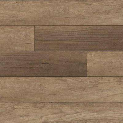 Vista Falls Dekalb Hickory 12 mm Thick x 4.96 in. Wide x 50.79 in. Length Laminate Flooring (20.99 sq. ft. / case)