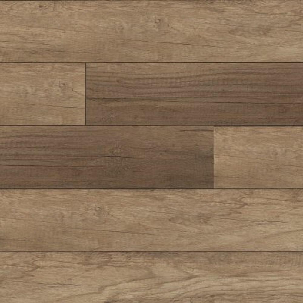Take Home Sample - Vista Falls Dekalb Hickory Laminate Flooring - 5 in. x 10 in.