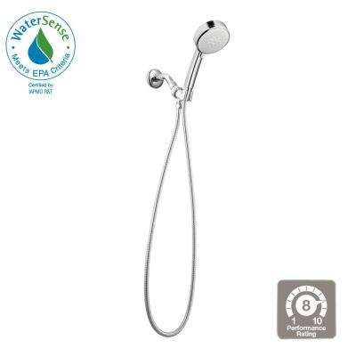 Vitalio Comfort 4-Spray Hand Shower in Chrome