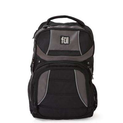 Renegade Backpack Holds up to a 17 in. Laptop Black