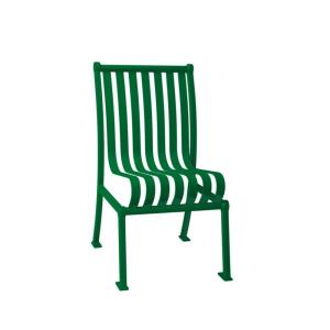 Ultra Play Green Commercial Park Hamilton Portable Patio Chair with No Arms... by Ultra Play