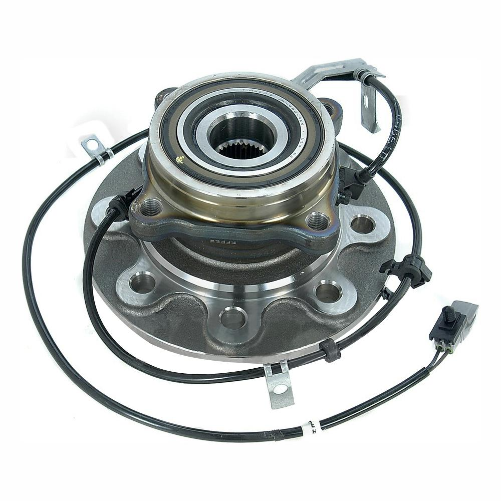 Timken Front Right Wheel Bearing And Hub Assembly Fits