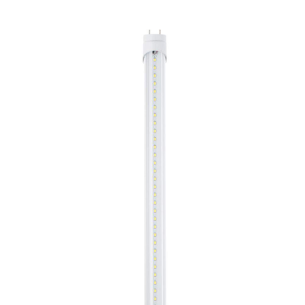 US Lighting Group 48 in. T8 18-Watt Daylight (4500K) Linear LED Tube Light Bulb