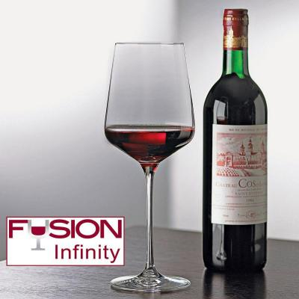 22 oz. Fusion Infinity Cabernet/Merlot Wine Glasses