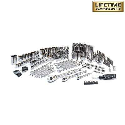 Mechanics Tool Set (205-Piece)