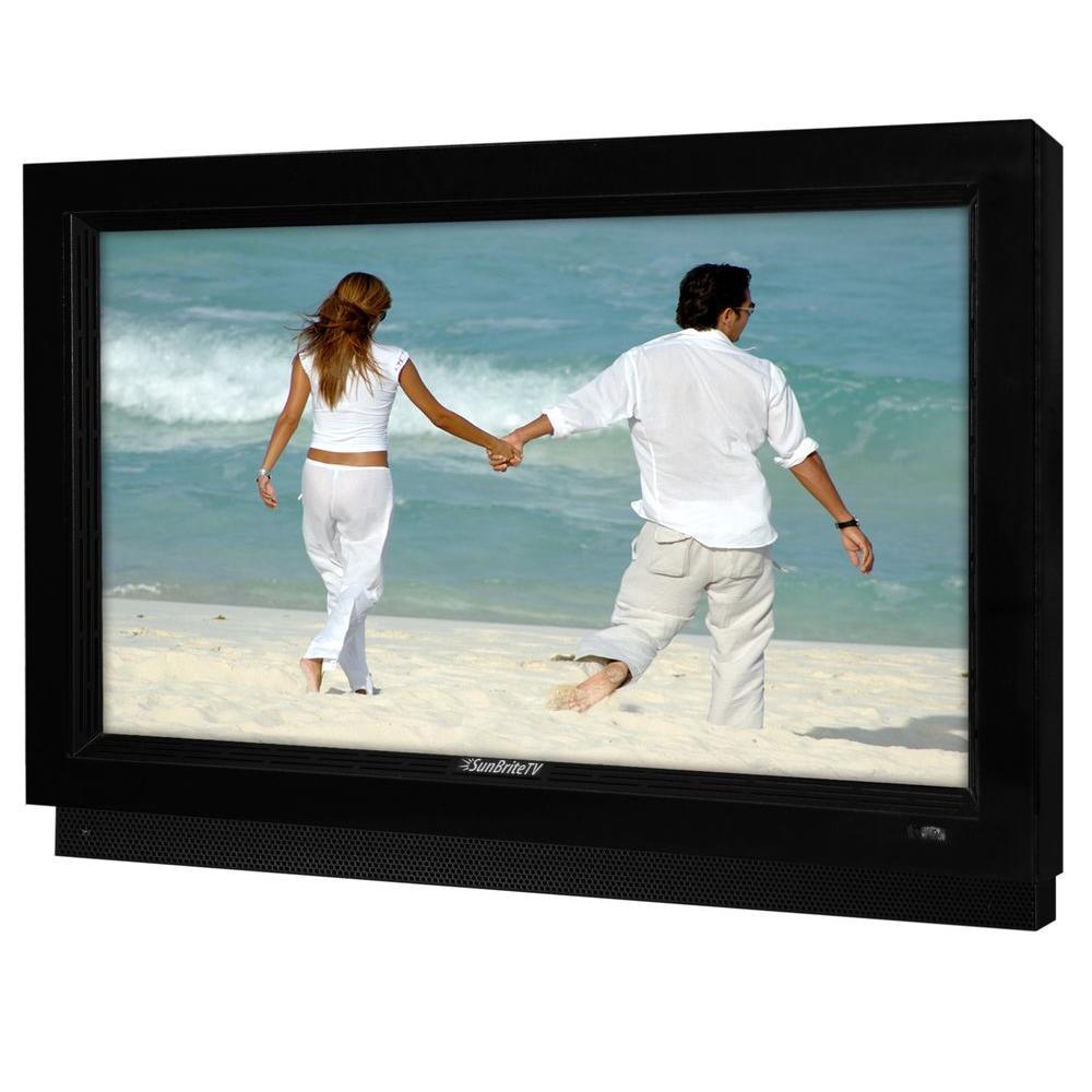 SunBriteTV Pro Series Weatherproof 32 in. Class LCD 720P 60Hz Outdoor HDTV - Black-DISCONTINUED