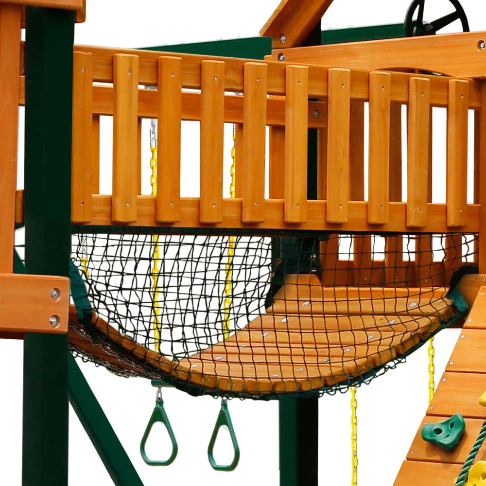 Gorilla Playsets Clatter Bridge Mesh Panels Pair 06 2004 The