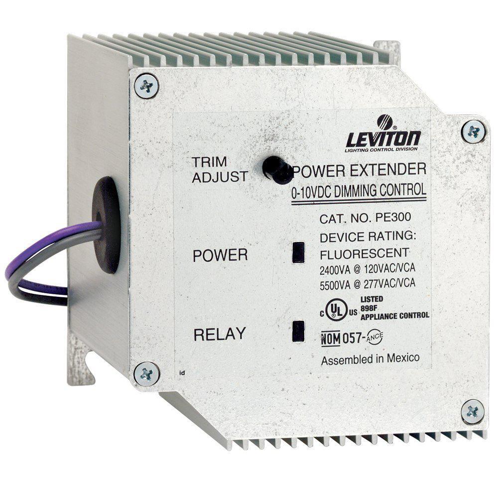 Power Extender 0-10VDC Ballast Control
