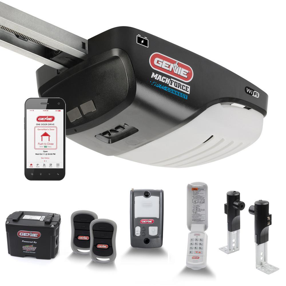 Genie 2 Hpc Premium Screw Drive Smart Garage Door Opener