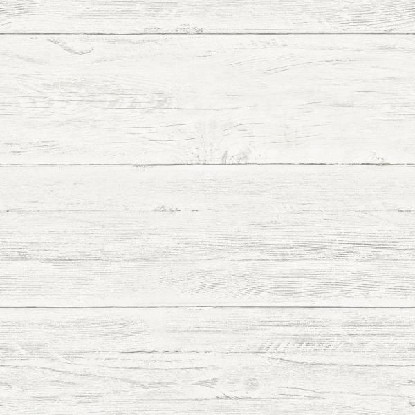Nuwallpaper Shiplap Peel And Stick Vinyl Strippable Wallpaper Covers 30 75 Sq Ft Nu2187 The Home Depot