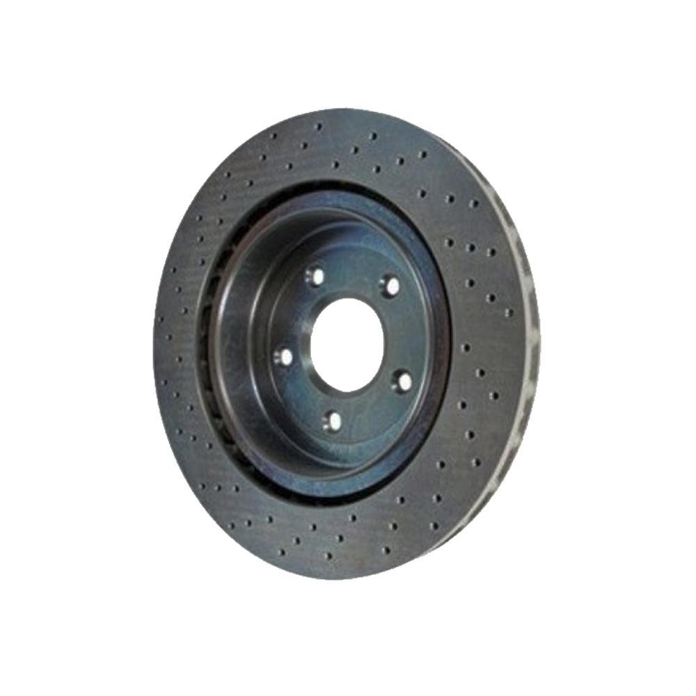 Disc Brake Rotor - Rear