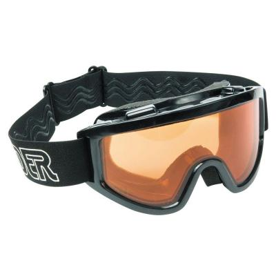 Dual Lens Goggle Amber Lens