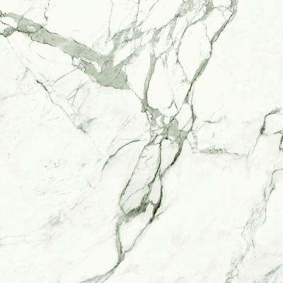 4 in. x 4 in. Ultra Compact Surface Countertop Sample in Aura