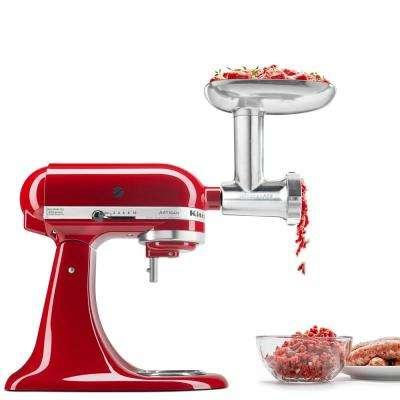 Metal Food Grinder Attachment for KitchenAid Stand Mixer