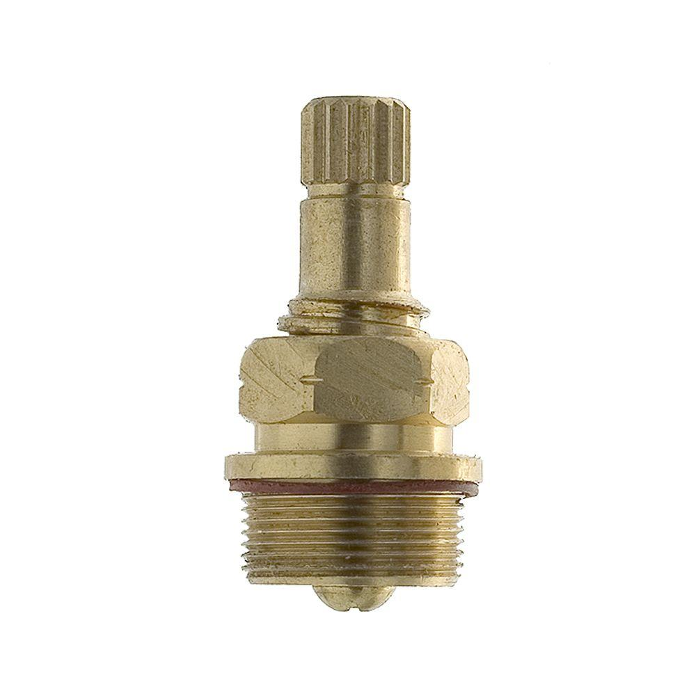 2L-4C Cold Stem for Sterling Faucets in Brass