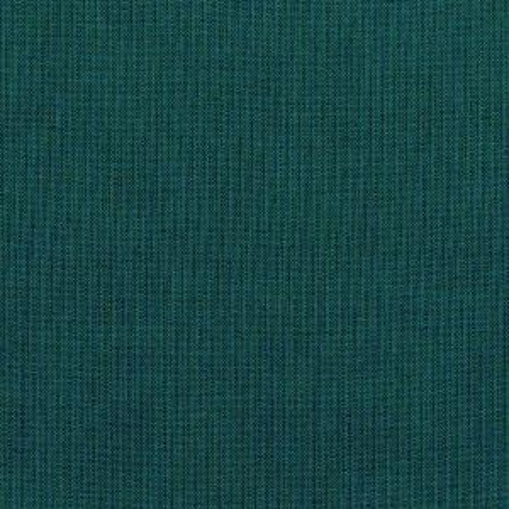 Hampton Bay Beacon Park Sunbrella Spectrum Peacock Patio Ottoman Slipcover (2-Pack) by Hampton Bay