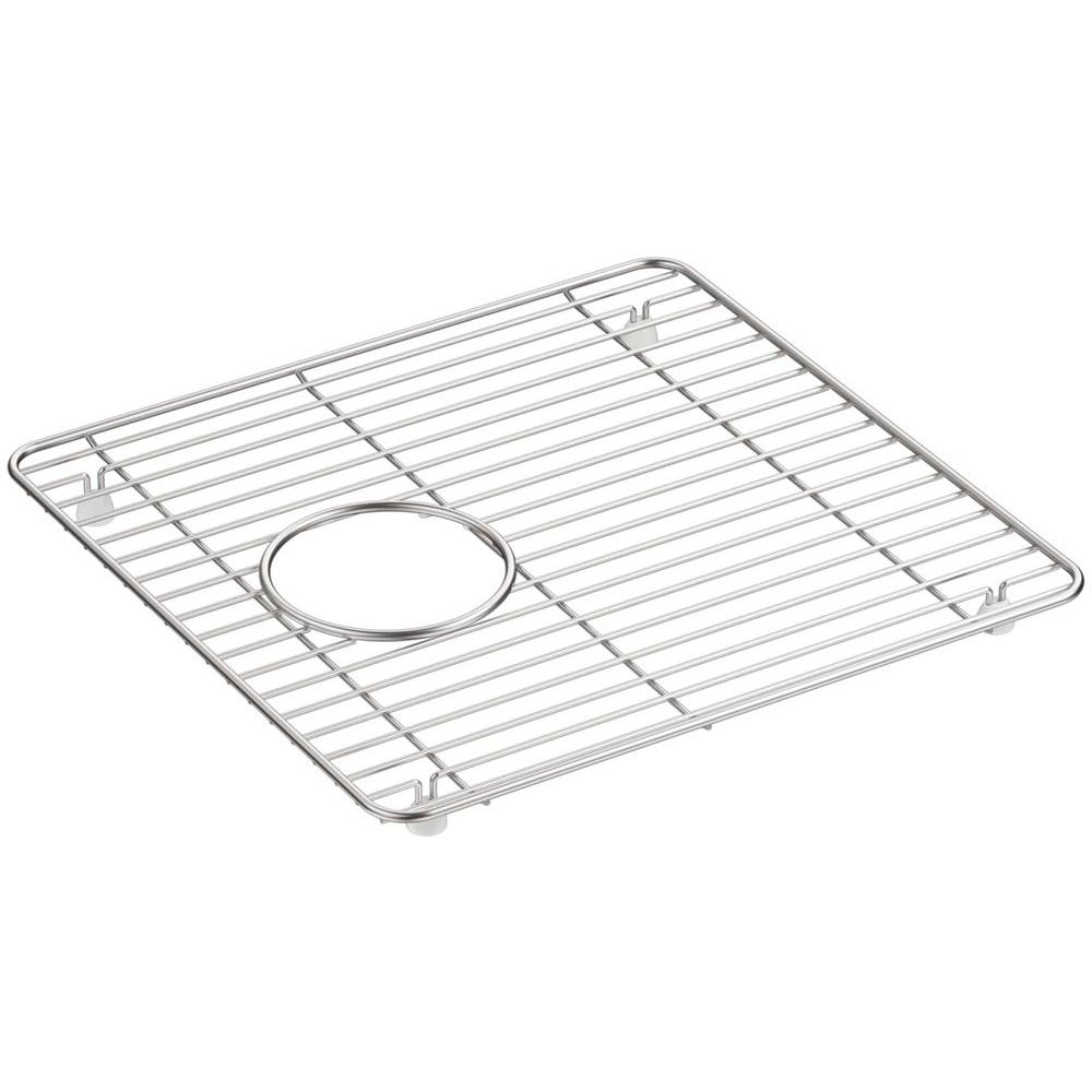 Cairn 13.75 in. x 14 in. Stainless Steel Kitchen Sink Bowl