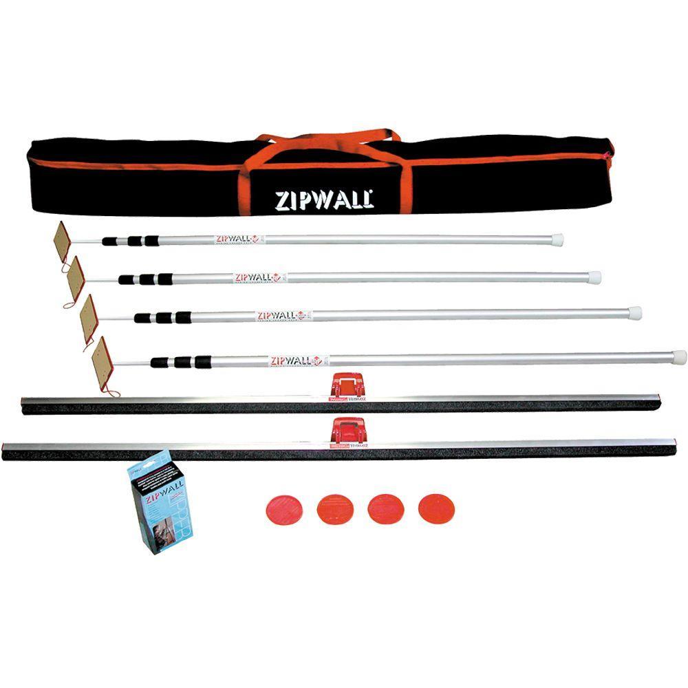 12 ft. Dust Barrier System Kit
