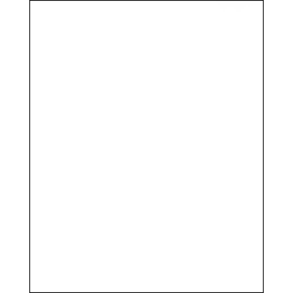 18 In X 96 48 Thrifty White Panel Board 709106