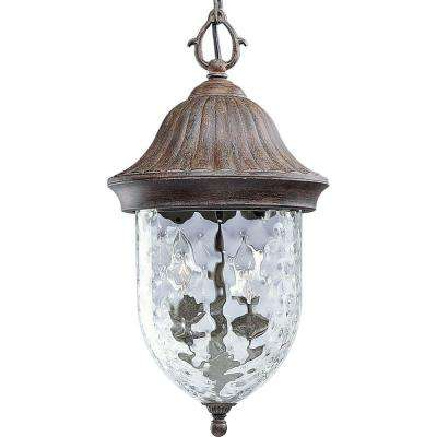 Coventry Collection 2-Light Outdoor Fieldstone Hanging Lantern