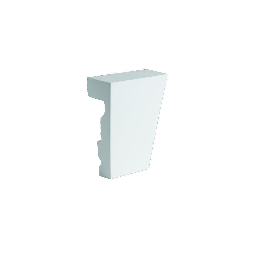 Fypon 6 in. x 7 in. x 2-3/8 in. Polyurethane Keystone for 6M Arches