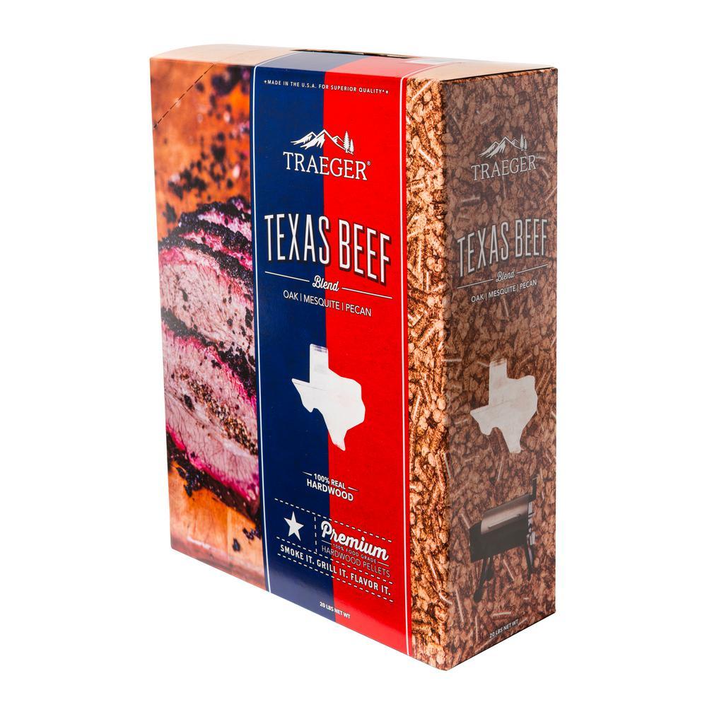 20 lb. Texas Blend Wood Pellets