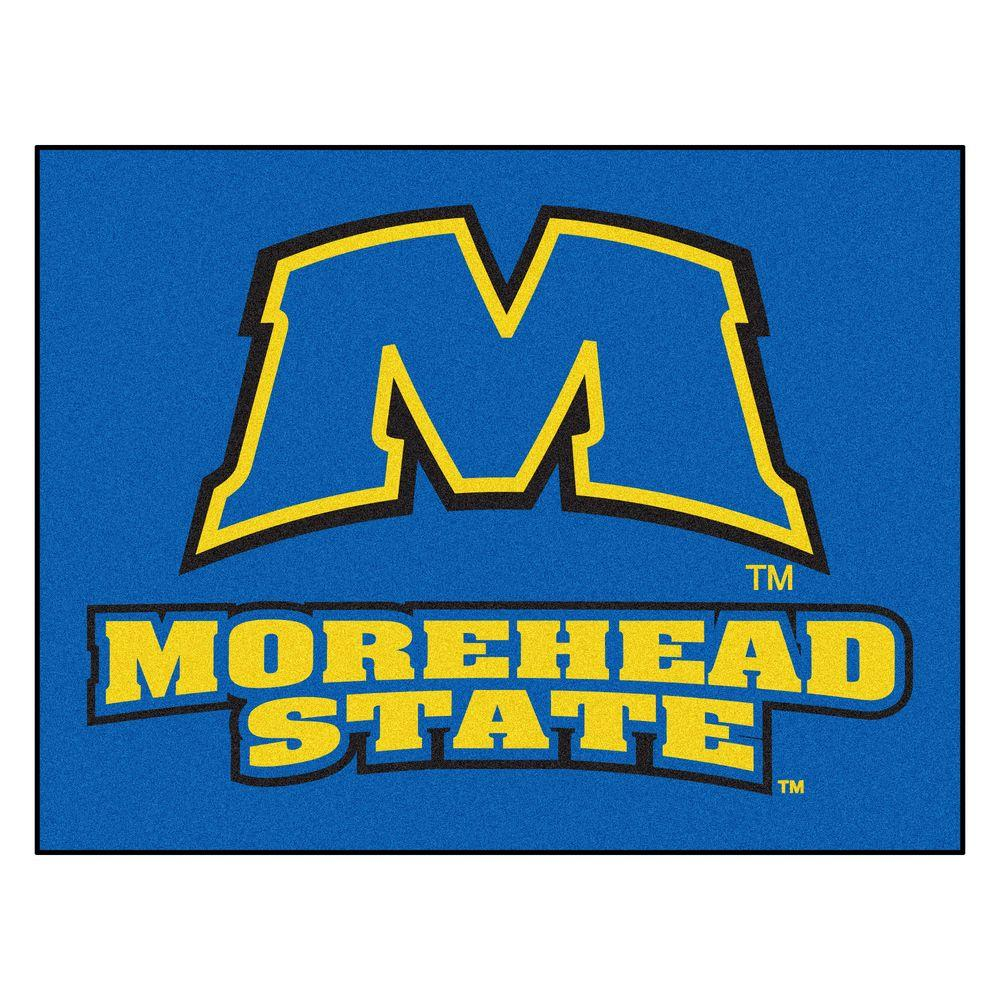 Desert Cactus Morehead State University NCAA 100/% Polyester Indoor Outdoor 3 feet x 5 feet Flag Style 7a