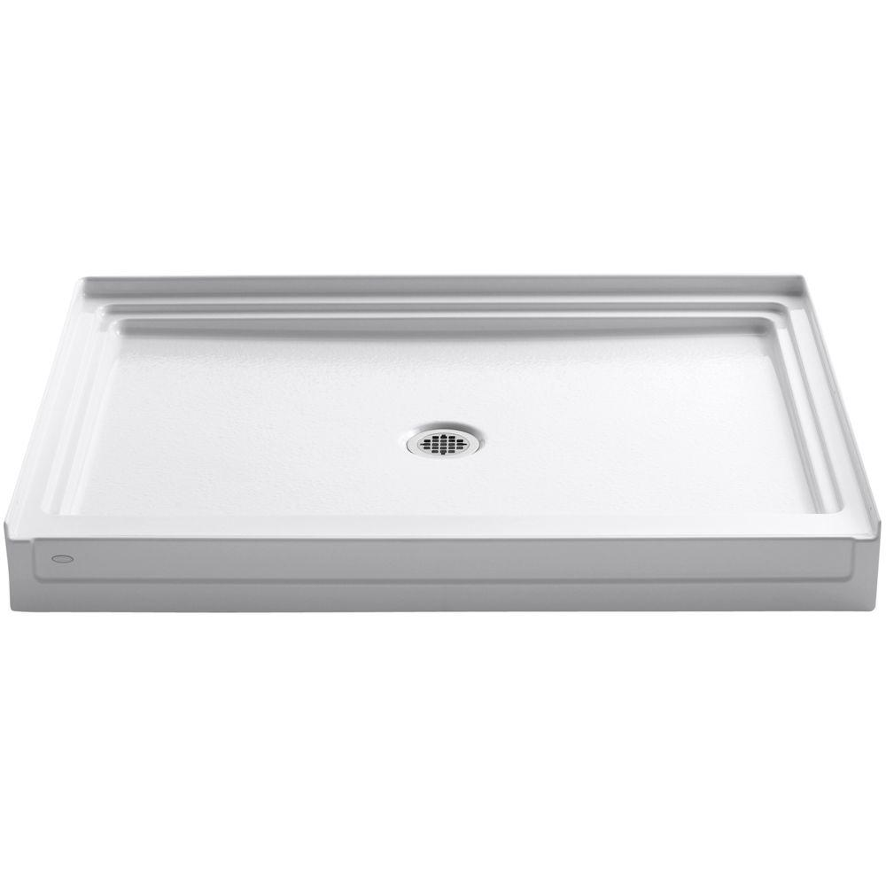 KOHLER Tresham 48 in. x 36 in. Single Threshold Shower Base with