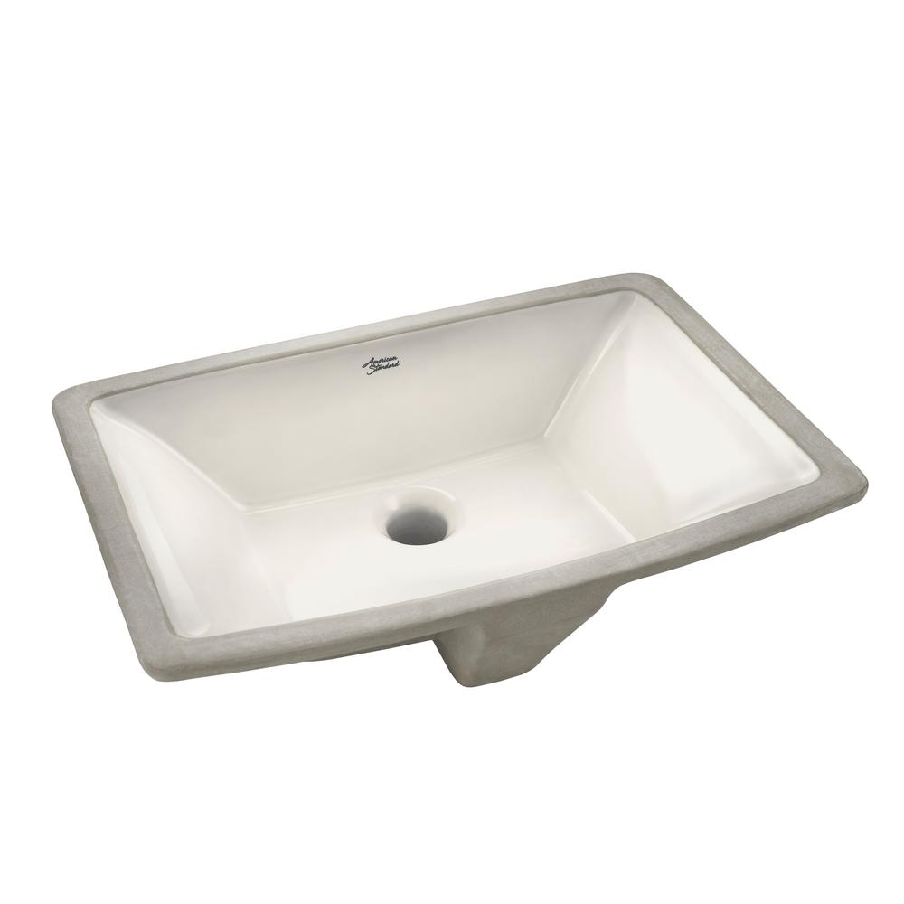 American Standard Townsend Vessel Sink with Tapered Interior Bowl in Linen
