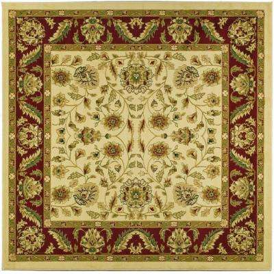 Red Square 1 6 Area Rugs The Home Depot