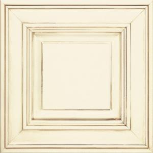 Thomasville Classic 14 5x14 5 In Cabinet Door Sample In Camden Maple Cotton With Toasted Almond 772515380037 The Home Depot