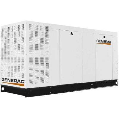 80,000-Watt 120/208-Volt 3-Phase Liquid Cooled Standby Generator