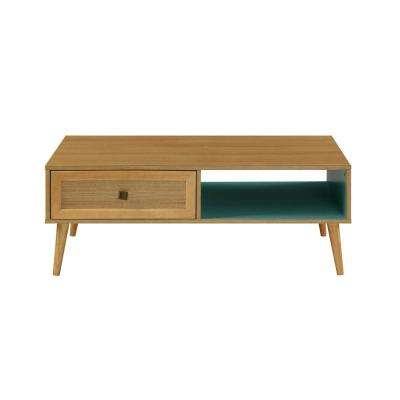 Jayce Natural Coffee Table