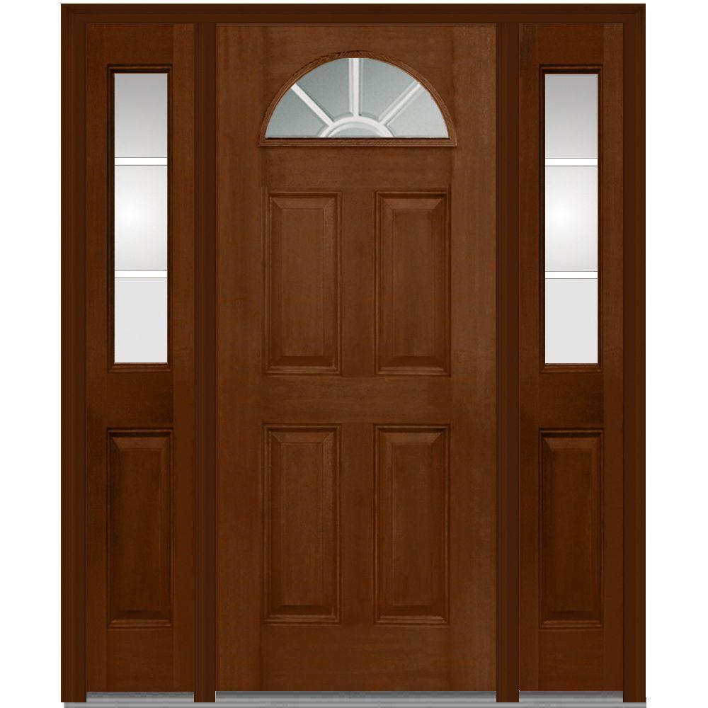 Fiberglass Front Doors Exterior Doors The Home Depot