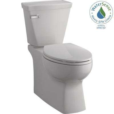 Riosa Select 2-Piece 1.28 GPF Single Flush Elongated Toilet in White
