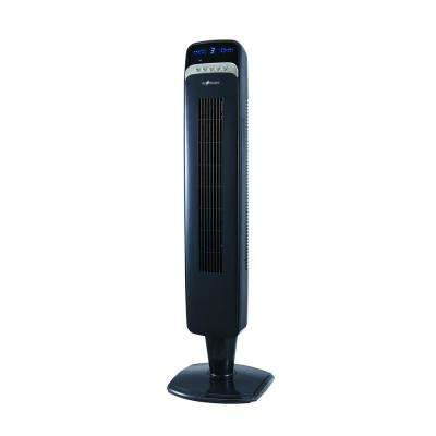 Ecohouzng 40 in. Oscillating Tower Fan with Remote