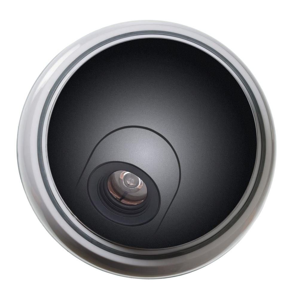 Sabre Fake Security Dome Camera Hs Fsc The Home Depot
