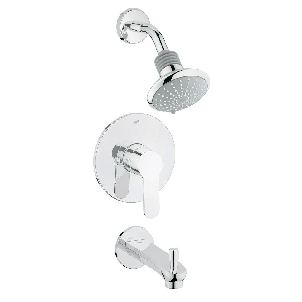 GROHE - Bathroom Faucets - Bath - The Home Depot