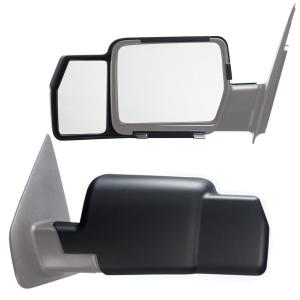 Clip On Towing Mirror Set For   Ford F