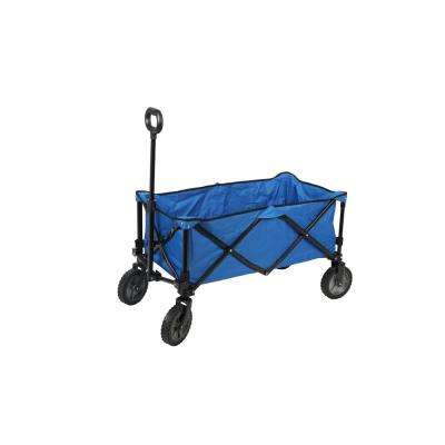 Basic Quad Folding Utility Cart