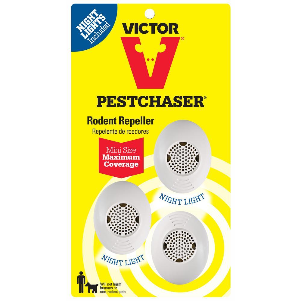 Victor Victor Mini PestChaser Night Light (3-Pack)