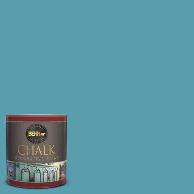1-qt. #BCP30 Pacifica Interior Chalk Finish Paint